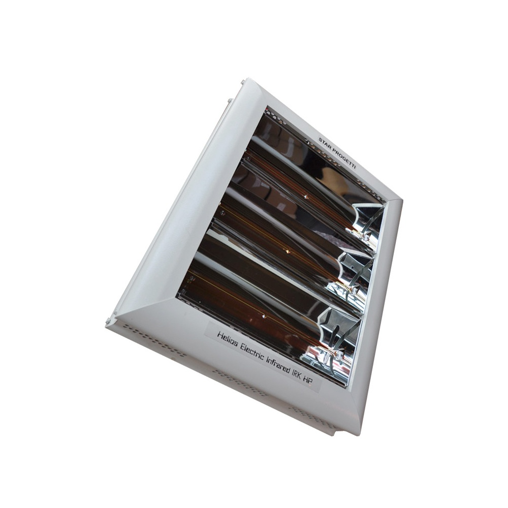 Hp Series Vertical 6 0kw High Bay High Output Infrared Heater