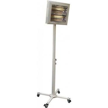 ROBOT TEL  3kW portable infrared workshop heater - CREAM