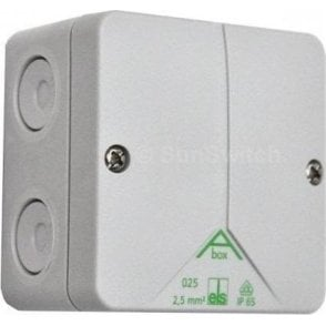 Junction box - 30A - IP65