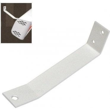 Fixed stand-off heater bracket - 15cm