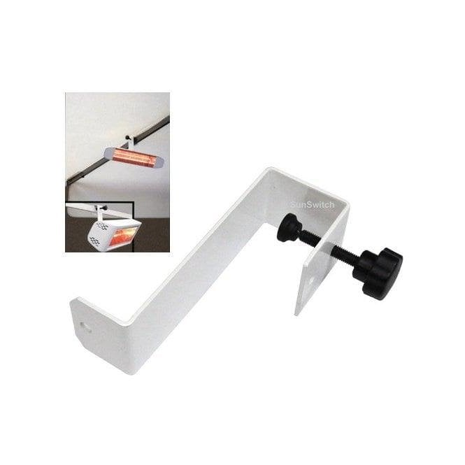 Star Progetti Stand-off heater bracket - short