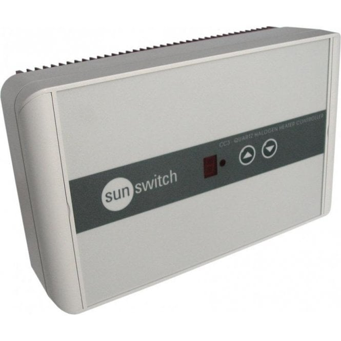 SunSwitch CC3 4kW/6kW - remote control version