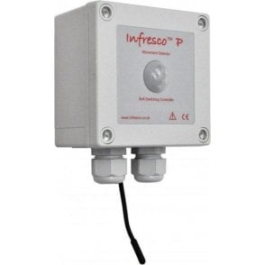 Infresco P 4kW PIR/soft-start/temp-sensor
