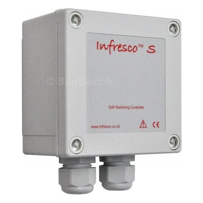 United Automation Infresco S 4kW inline soft-start
