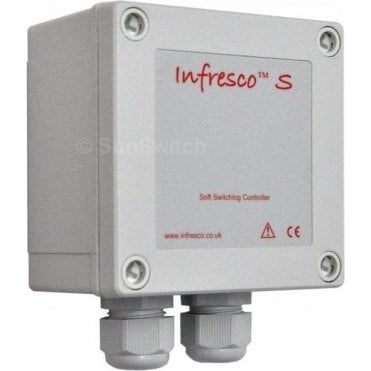 Infresco S 4kW inline soft-start