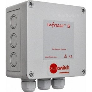 Infresco S 6kW inline soft-start