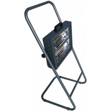 Fire 1 3kW portable workshop heater - radiant infrared