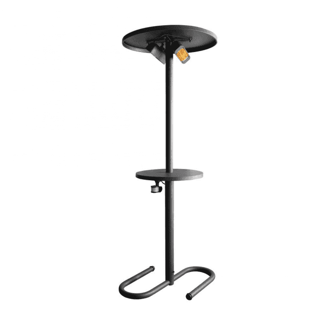 Varma Ronda-Vu heated outdoor bistro table