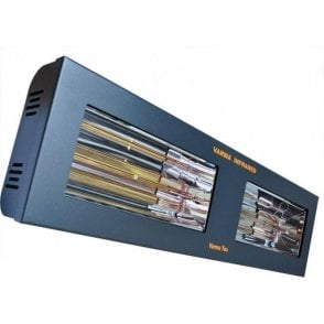 V400 Horizontal 3kW/4kW high output radiant infrared heater